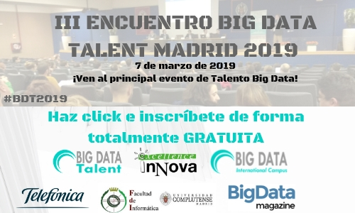 Big Data Talent 2019