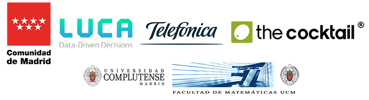 Colaboradores Big Data Talent Madrid 2018